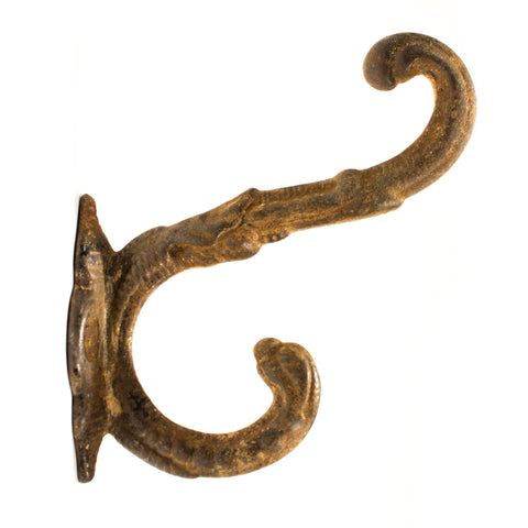 Ornate Organic Art Nouveau Coat Hooks