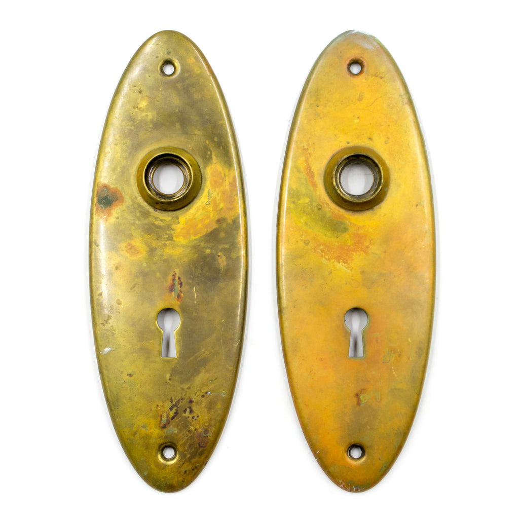 Bennington Mineral Door Knob & Escutcheon Set