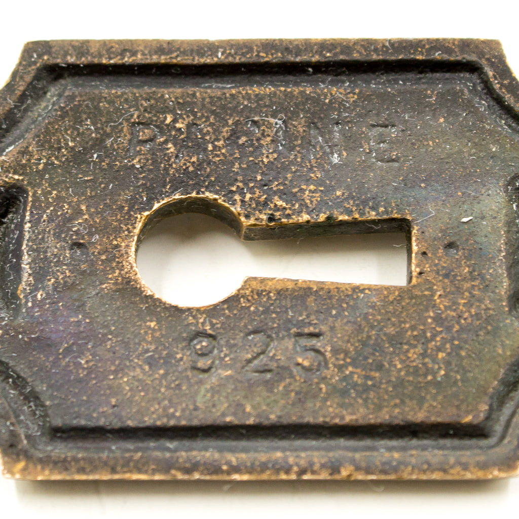 Regency Bronze Key Hole Cover