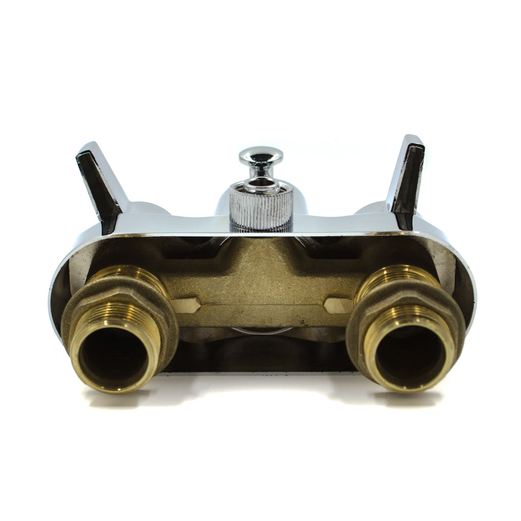 Basic Clawfoot Tub Valve with Diverter