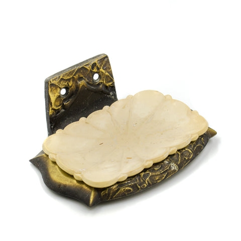 Amerock Monterey Wall Soap Holder Dish