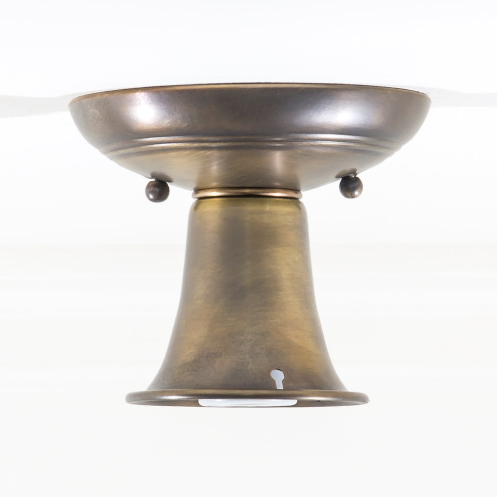 Reproduction Three Chain Ceiling Light Fixture