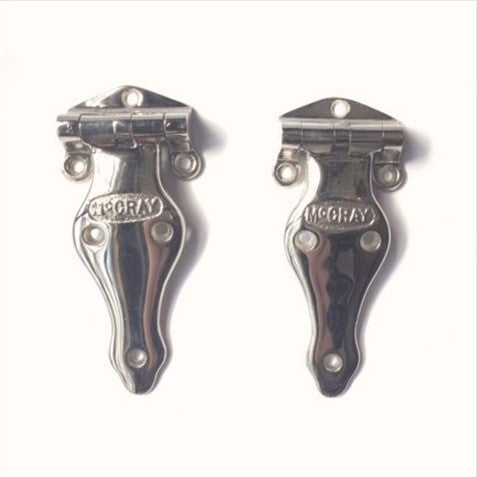 McCray Icebox Industrial Hinges (set of 2)