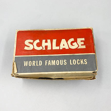 Nearly NOS Schlage Privacy Locking Door Sets