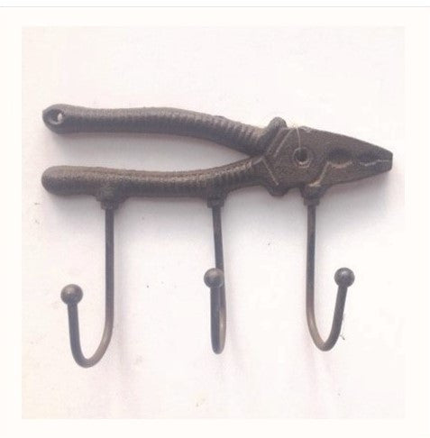Cast Iron Plier Hook
