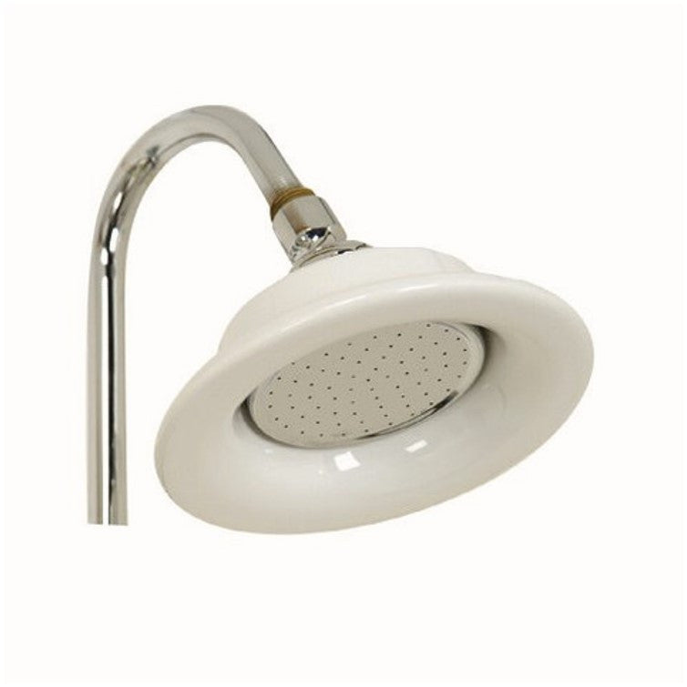 Porcelain Rim Shower Head