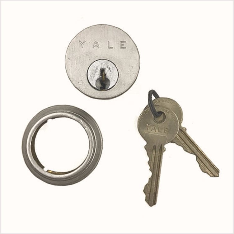 NOS Yale Lock Cylinders with Keys