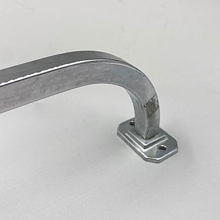 Deco Chrome Stepped Towel Bar