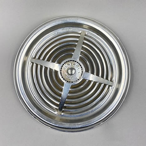 Mid-Century Vintage Ventrola Vent or Bathroom Fan Covers