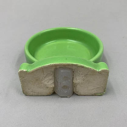 Green Jade Deco Ceramic Cup Holder