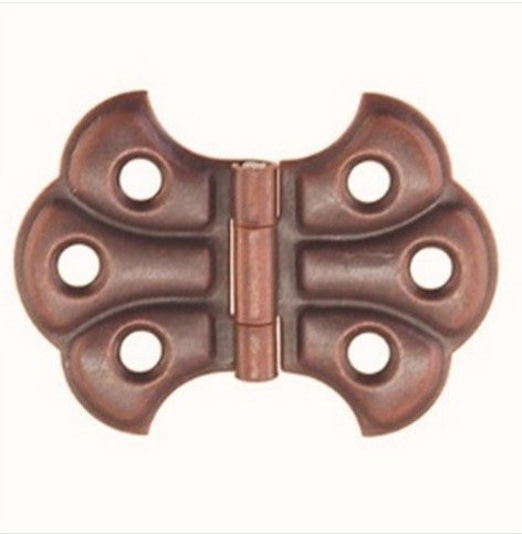 Petite Decorative Flush Mount Hinges