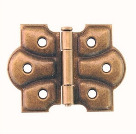 Rounded Cabinet Hinges