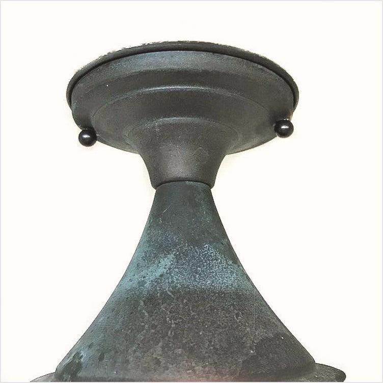 Mission Copper Outdoor Porch Ceiling light Fixture