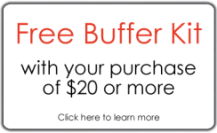 Free Buffer Kit Offer Banner