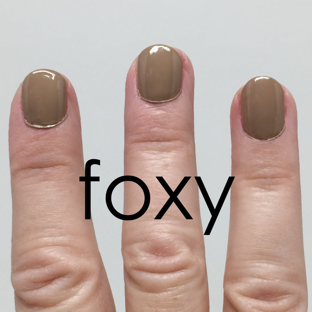 Acquarella Nail Polish, Foxy by Acquarella
