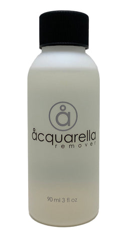 New Soy Based Travel Acquarella Nail Polish Remover - Front