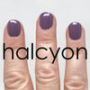 Fingers Painted with Halcyon