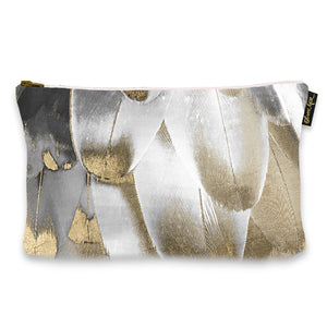 Royal Feathers Clutch