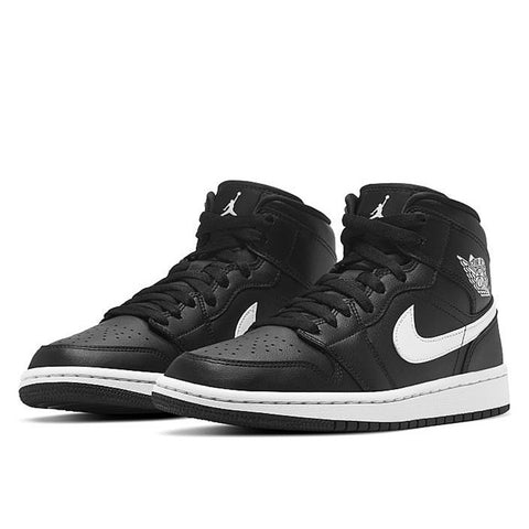 Air Jordan 1 Mid Black White