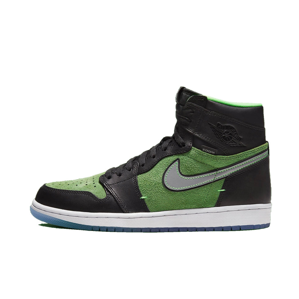 Air Jordan 1 Retro High Zoom Zen Green - UnityWorldWild