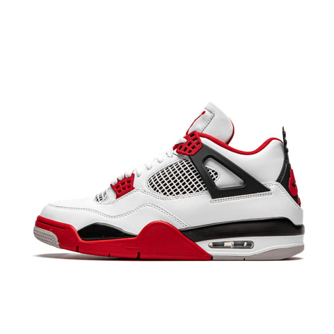 Air Jordan 4 Fire Red - UnityWorldWild