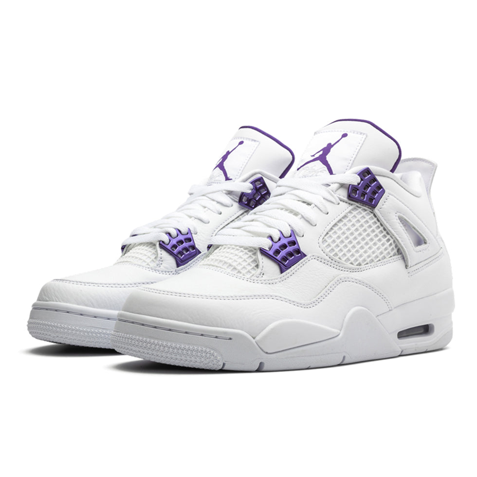 Air Jordan 4 Retro Metallic Purple - UnityWorldWild