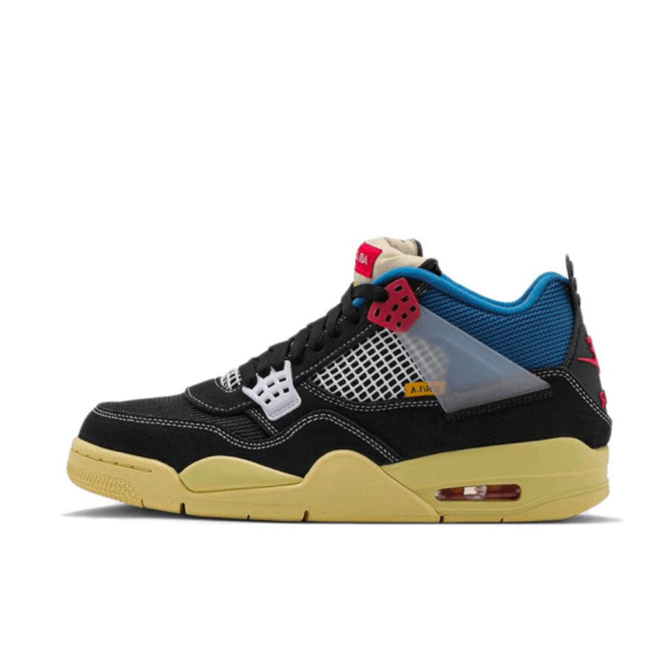 Air Jordan 4 Retro Union LA Off Noir