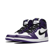 Air Jordan 1 Retro High Court Purple - UnityWorldWild