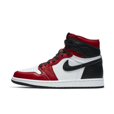 Air Jordan 1 Retro High Satin S. Chicago - UnityWorldWild