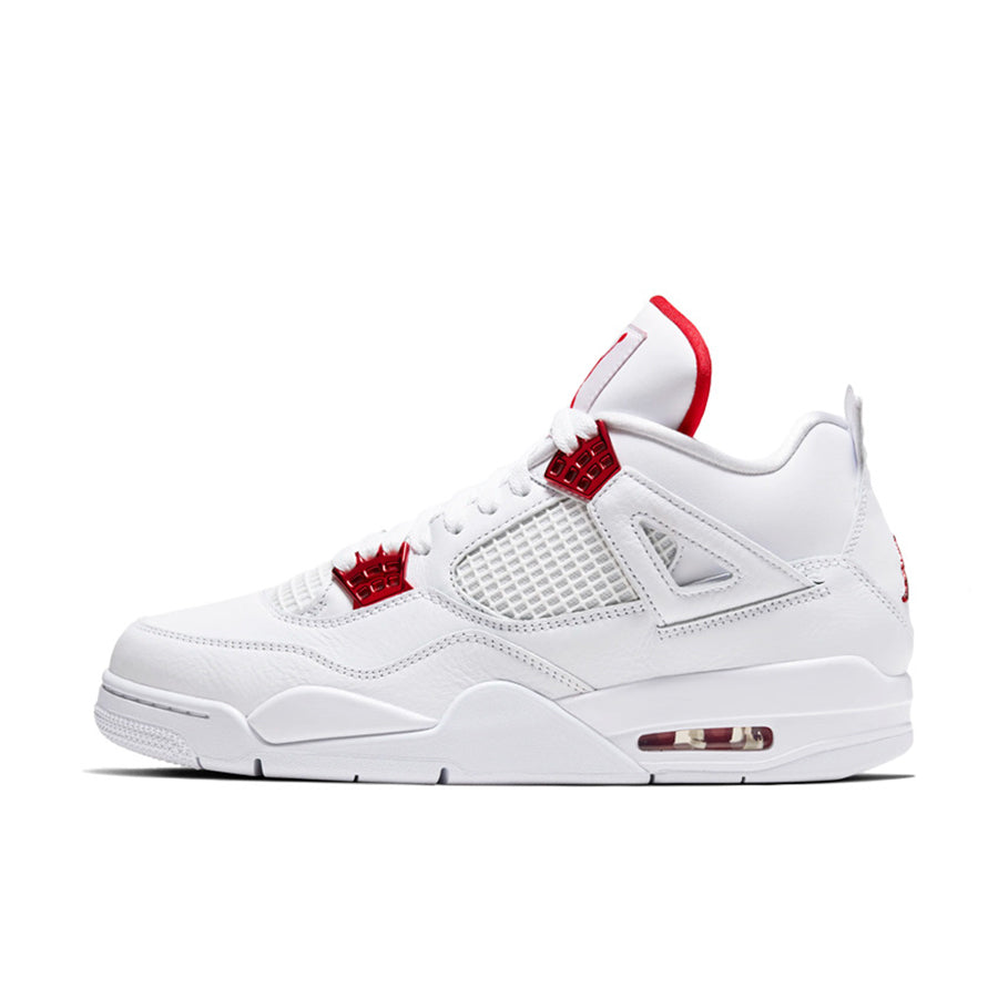 Air Jordan 4 Retro Metallic Red - UnityWorldWild