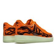 Nike Air Force 1 Low Orange Skeleton - UnityWorldWild