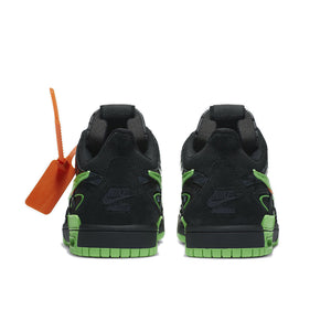 Nike Air Rubber Dunk Off-White Green Strike - UnityWorldWild