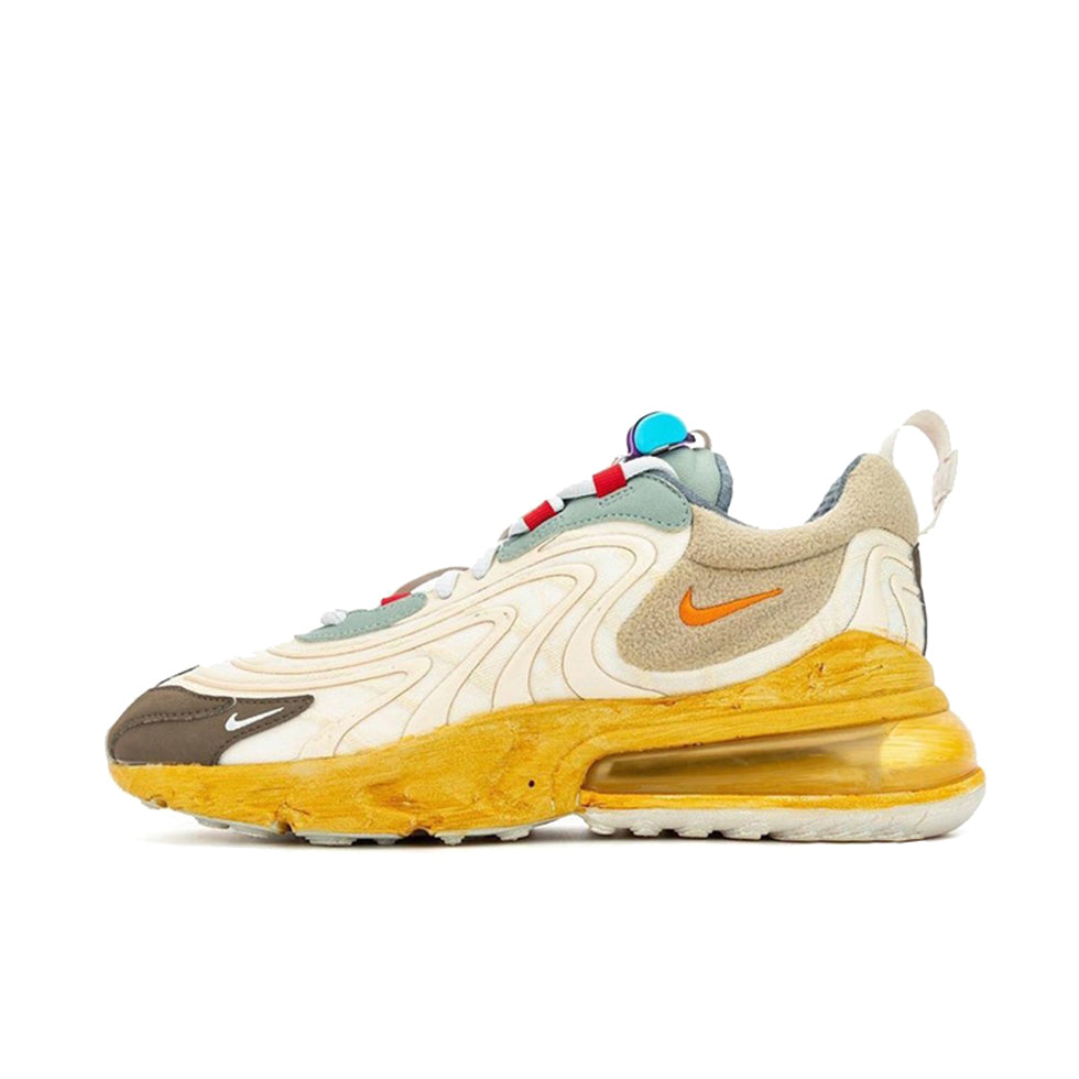 Nike Air Max 270 React ENG Travis Scott Cactus Trails - UnityWorldWild