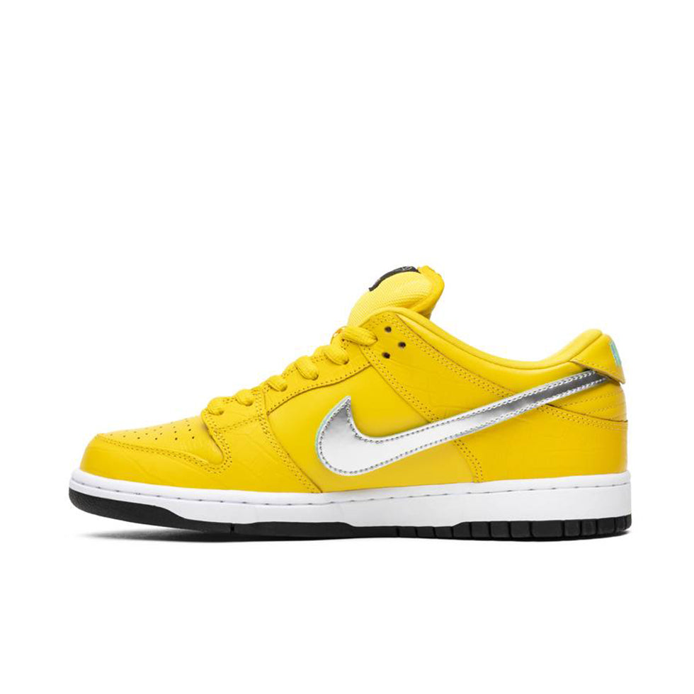 Nike SB Dunk Low Diamond Supply Co Canary Diamond - UnityWorldWild