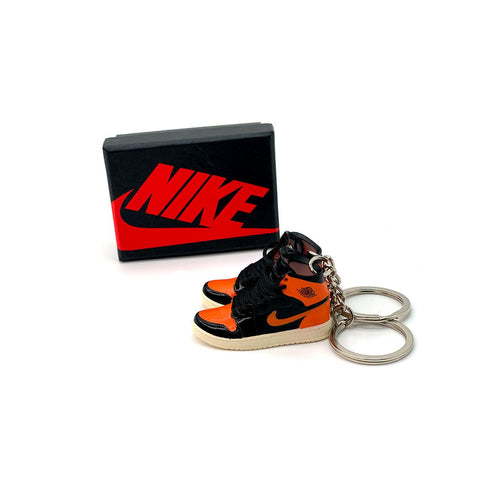 Portachiavi Sneakers Air Jordan 1 Shattered Backboard 3.0
