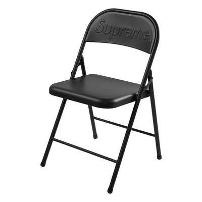 Supreme Metal Folding Chair - UnityWorldWild