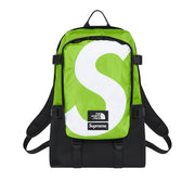 Supreme The North Face S Logo Expedition Backpack Lime