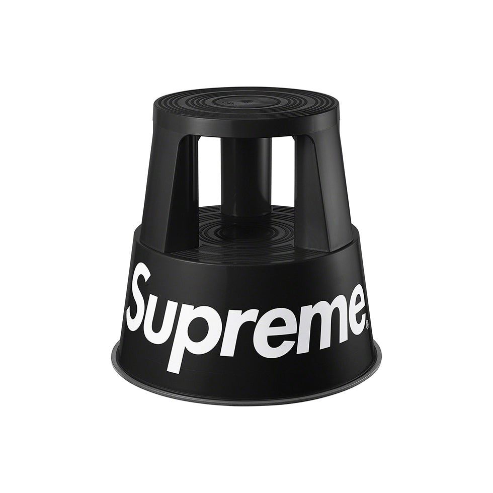 Supreme x Wedo Black Step Stool - UnityWorldWild