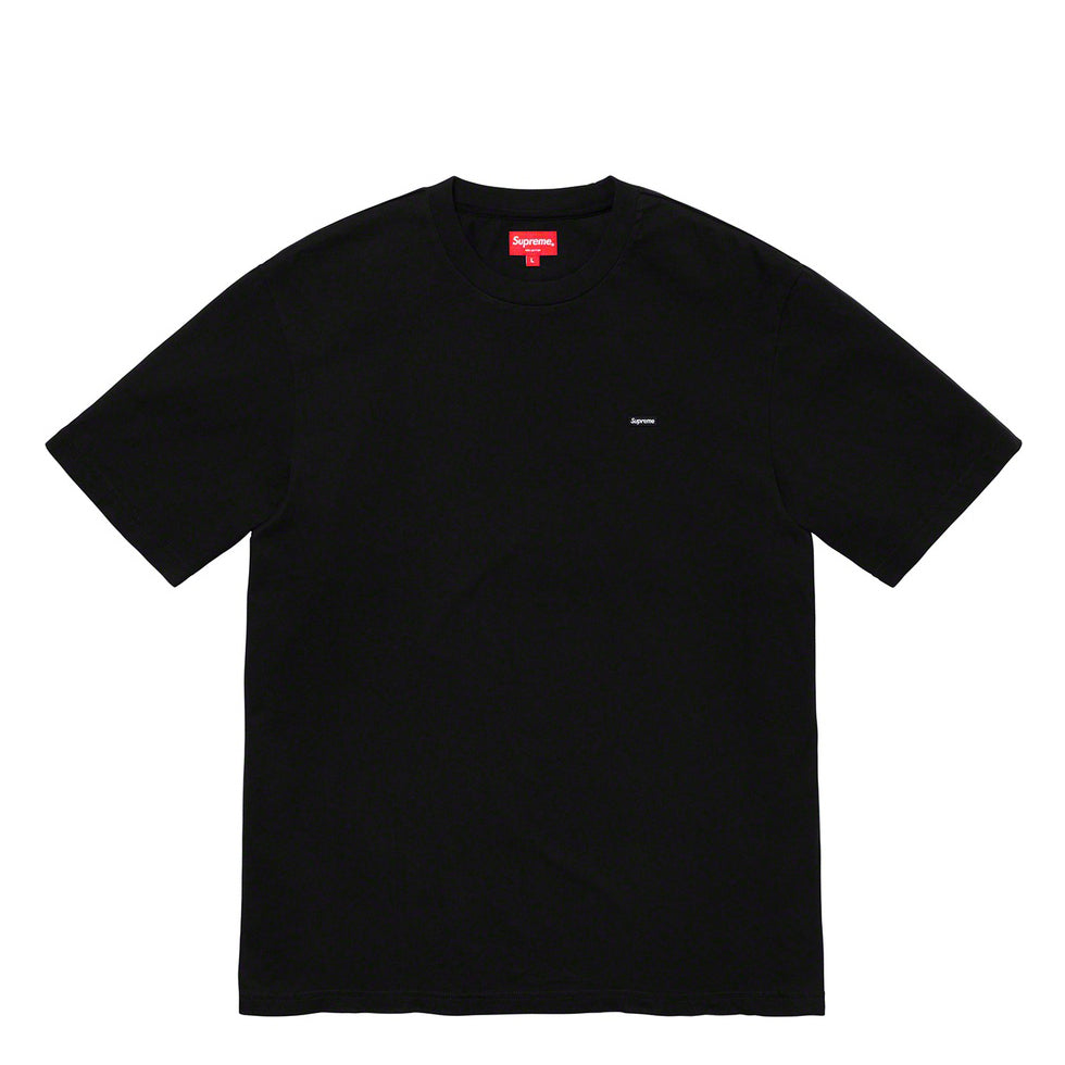 Supreme Small Logo Black T-Shirt - UnityWorldWild