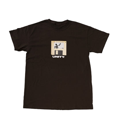 Unity Floppy Escape Brown T-Shirt - UnityWorldWild