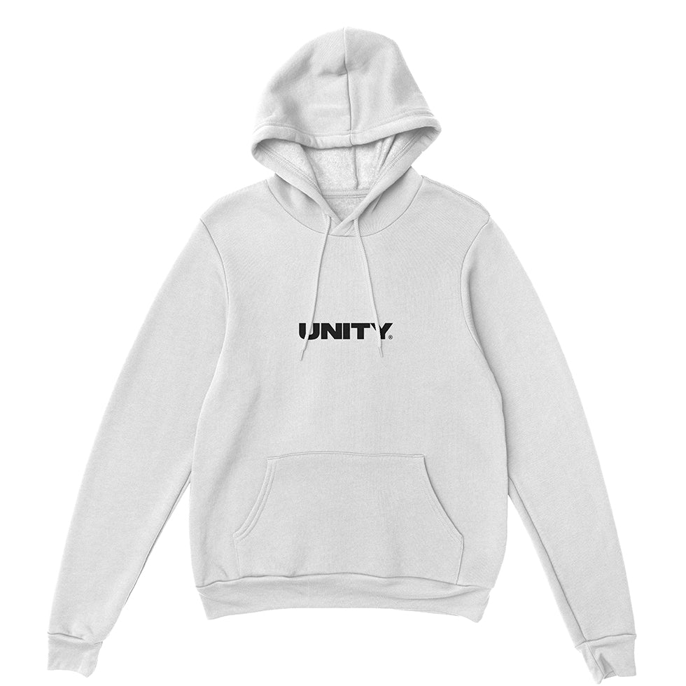 Unity World Hoodie White - UnityWorldWild