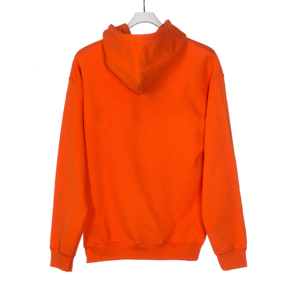 Unity Box Logo Hoodie Orange