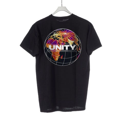 Unity World T-Shirt Black - UnityWorldWild