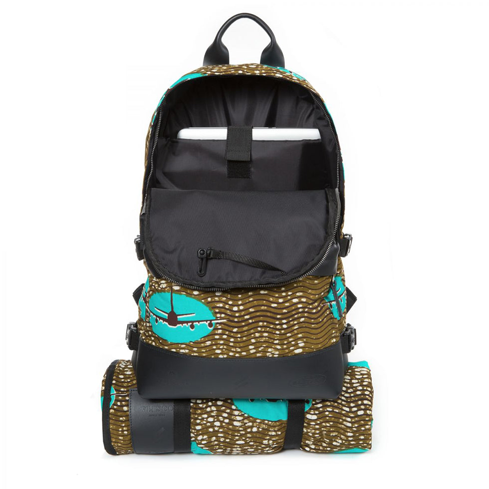 Zaino Eastpak x Vlisco Bp Speed Plane 2