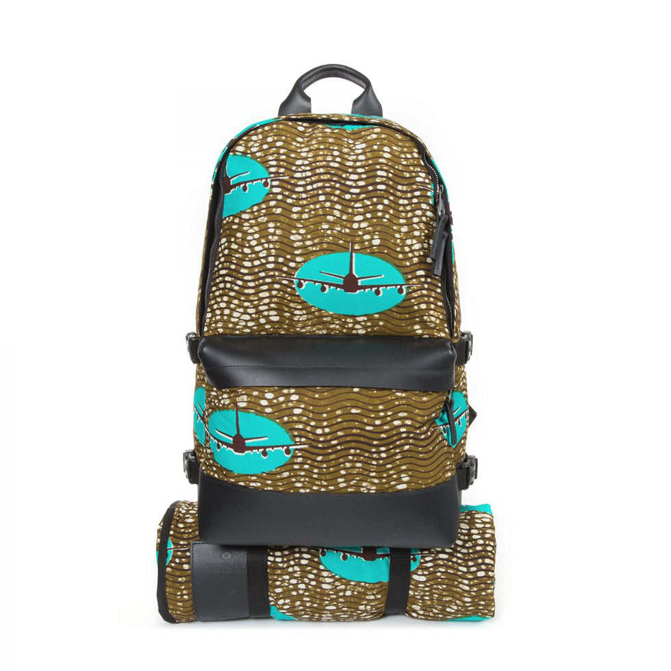 Zaino Eastpak x Vlisco Bp Speed Plane 2 - UnityWorldWild