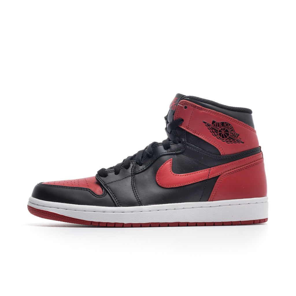 Air Jordan 1 Retro Bred (2013) - UnityWorldWild