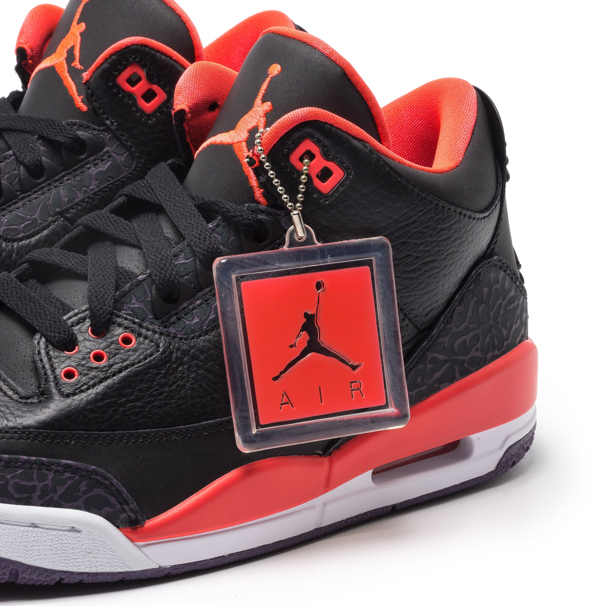 Air Jordan 3 Retro Crimson - UnityWorldWild