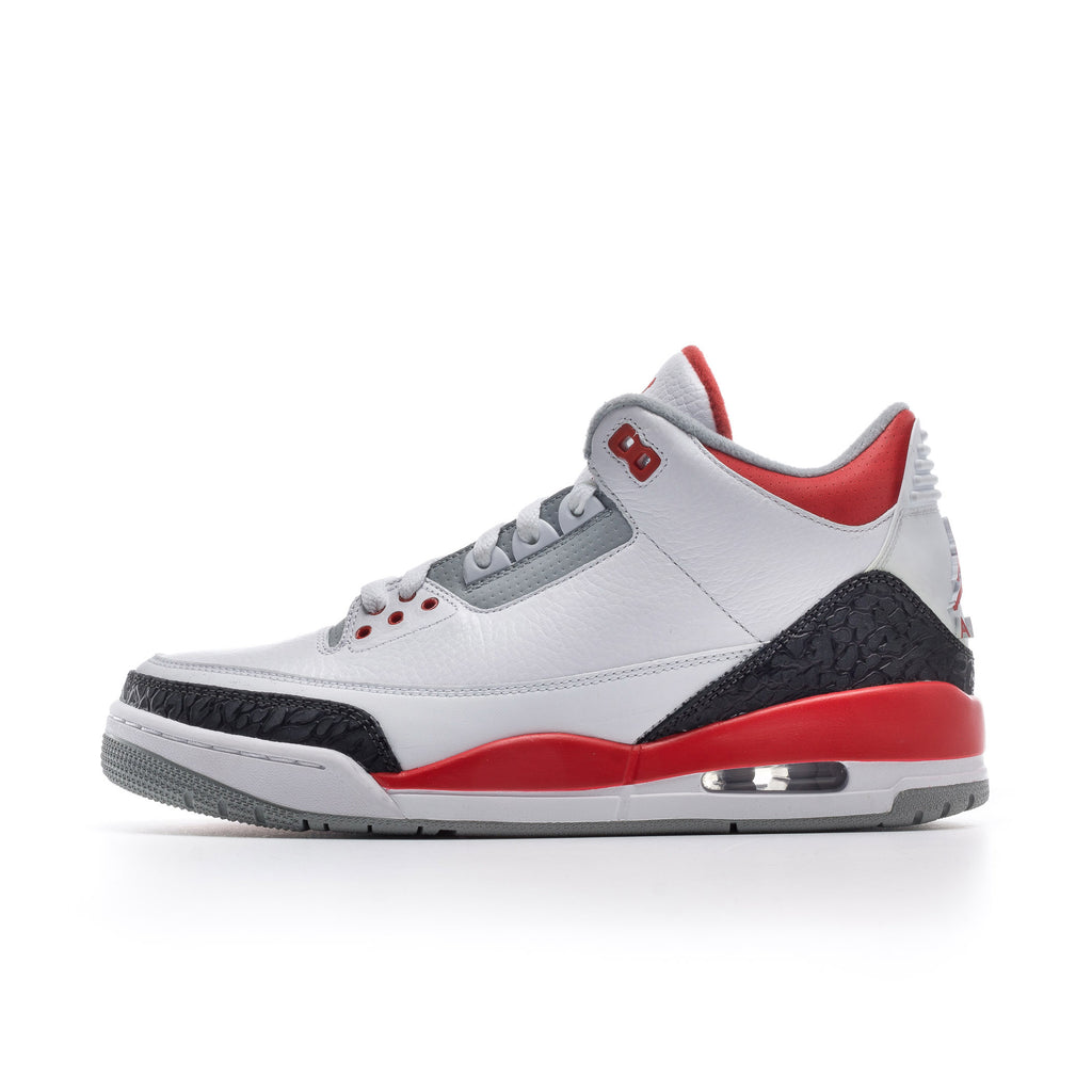 Air Jordan 3 Retro Fire Red (2013) - UnityWorldWild