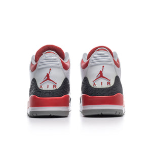Air Jordan 3 Retro Fire Red (2013)
