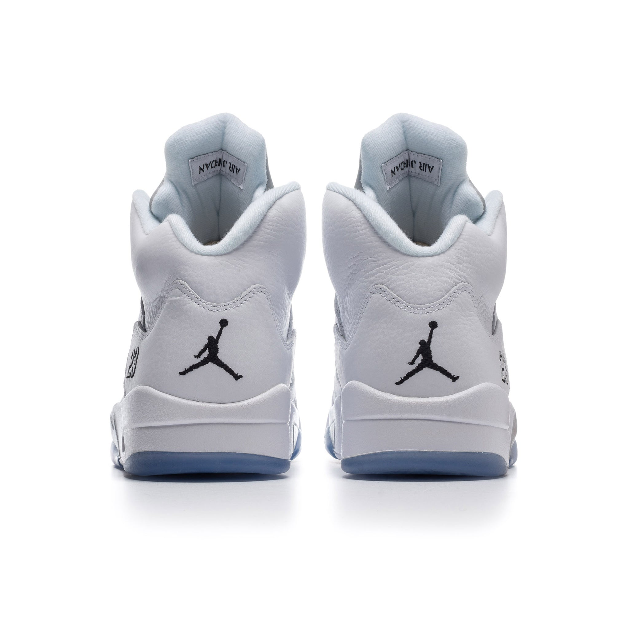 Jordan 5 Retro Metallic White